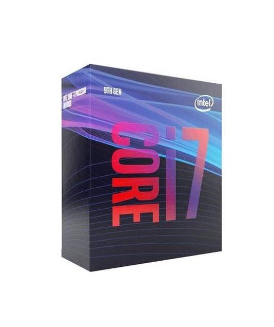 Intel Core i7-9700 Box Επεξεργαστής (BX80684I79700) Πληρωμή έως 24 δόσεις