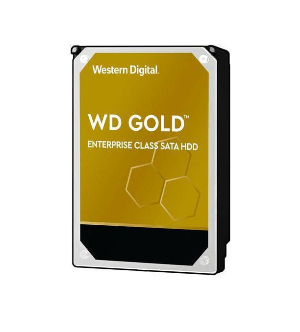 Western Digital Gold Enterprise 10TB WD102KRYZ Σκληρός Δίσκος Sata 3