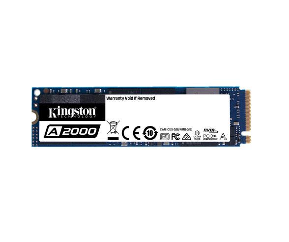 Kingston A2000 M.2 1TB SA2000M8/1000G Σκληρός Δίσκος SSD