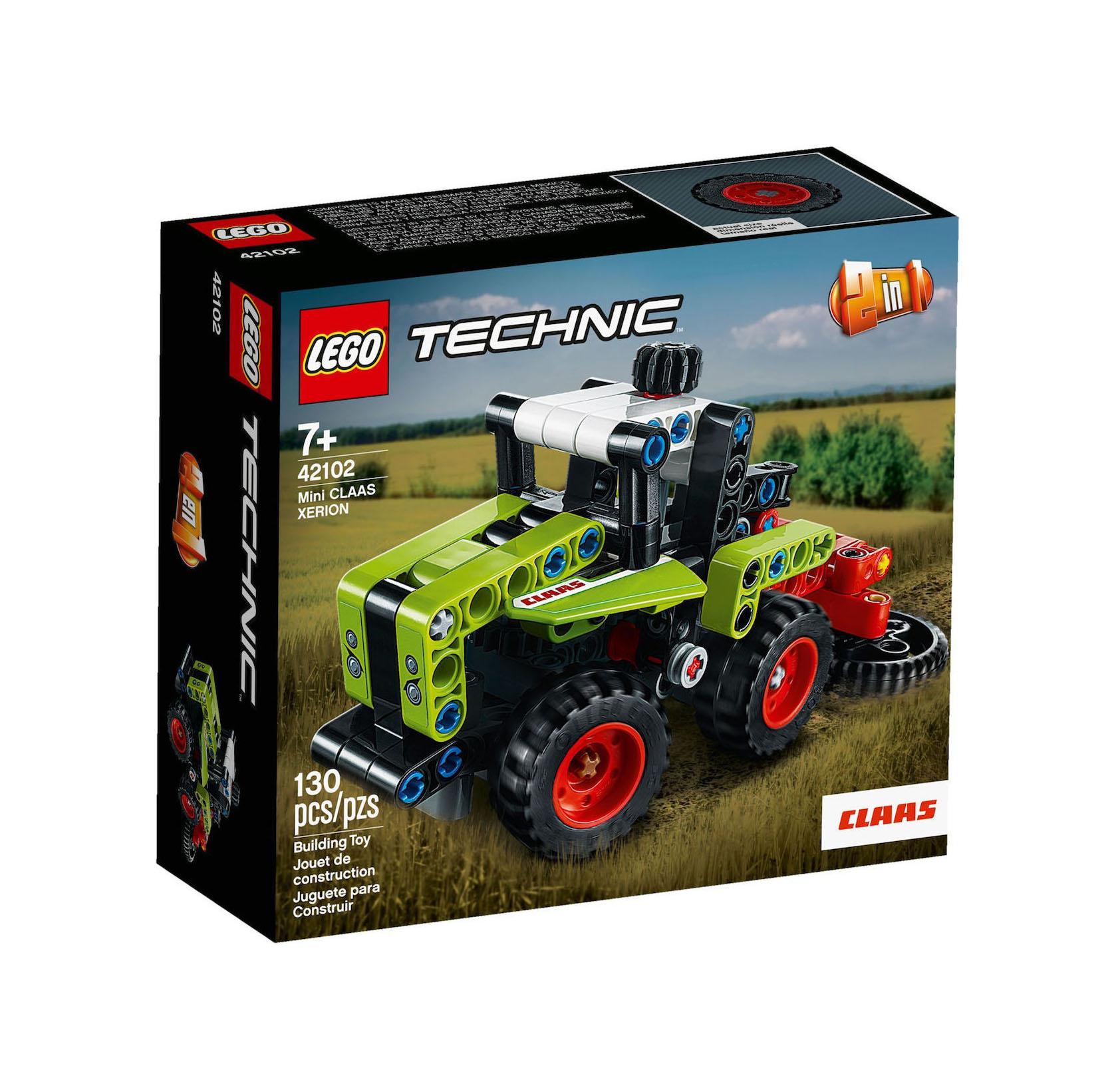 Lego Technic: Mini CLAAS XERION 42102