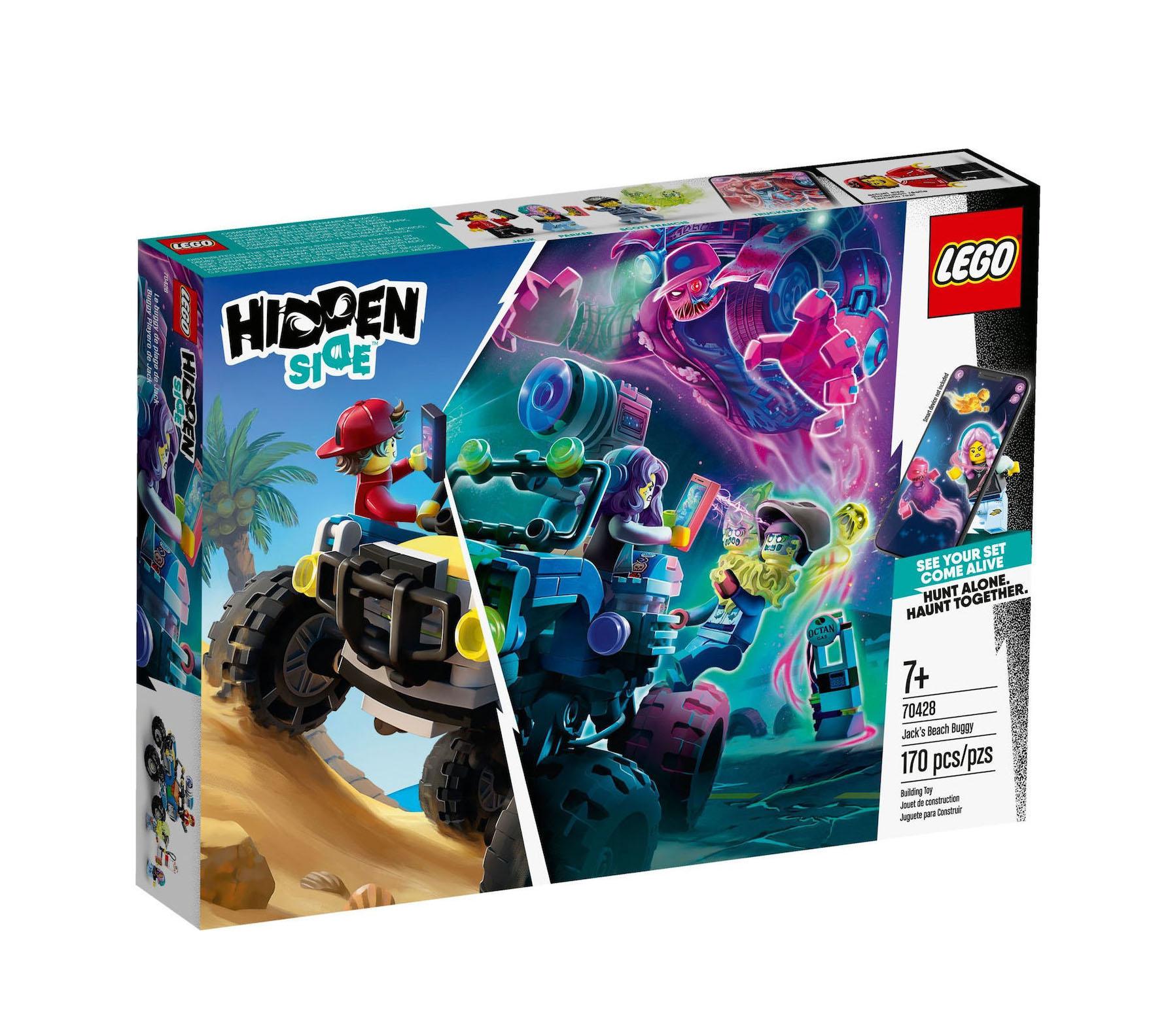 Lego Hidden Side: Jack's Beach Buggy 70428