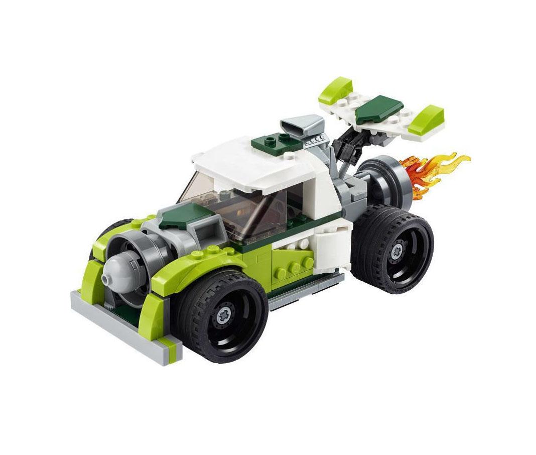 Lego Creator 3-in-1: Rocket Truck 31103