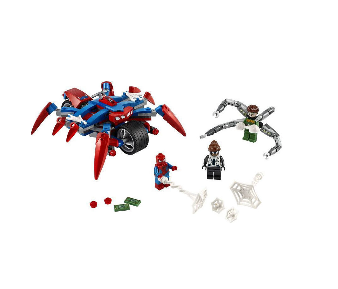Lego Super Heroes: Spider-man Vs. Doc Ock 76148