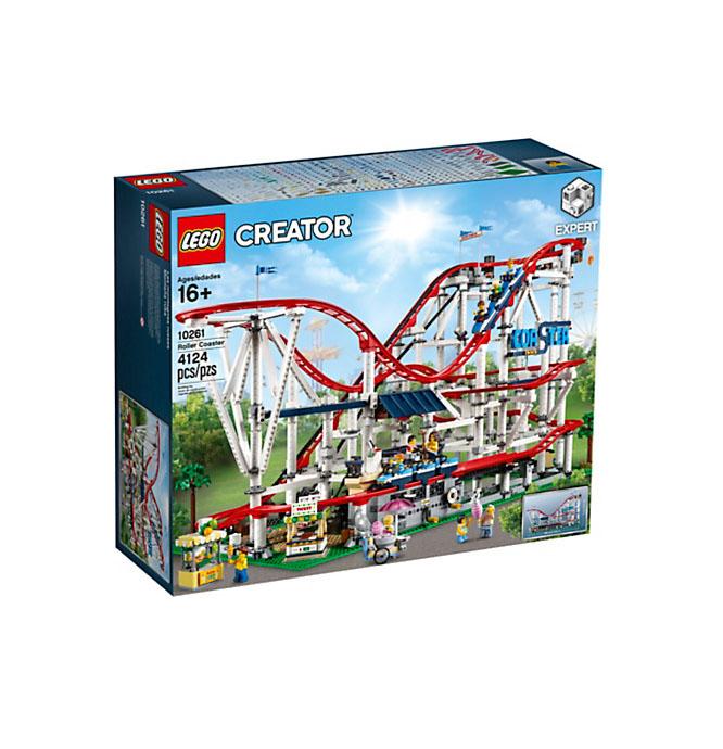 Lego Creator: Roller Coaster 10261