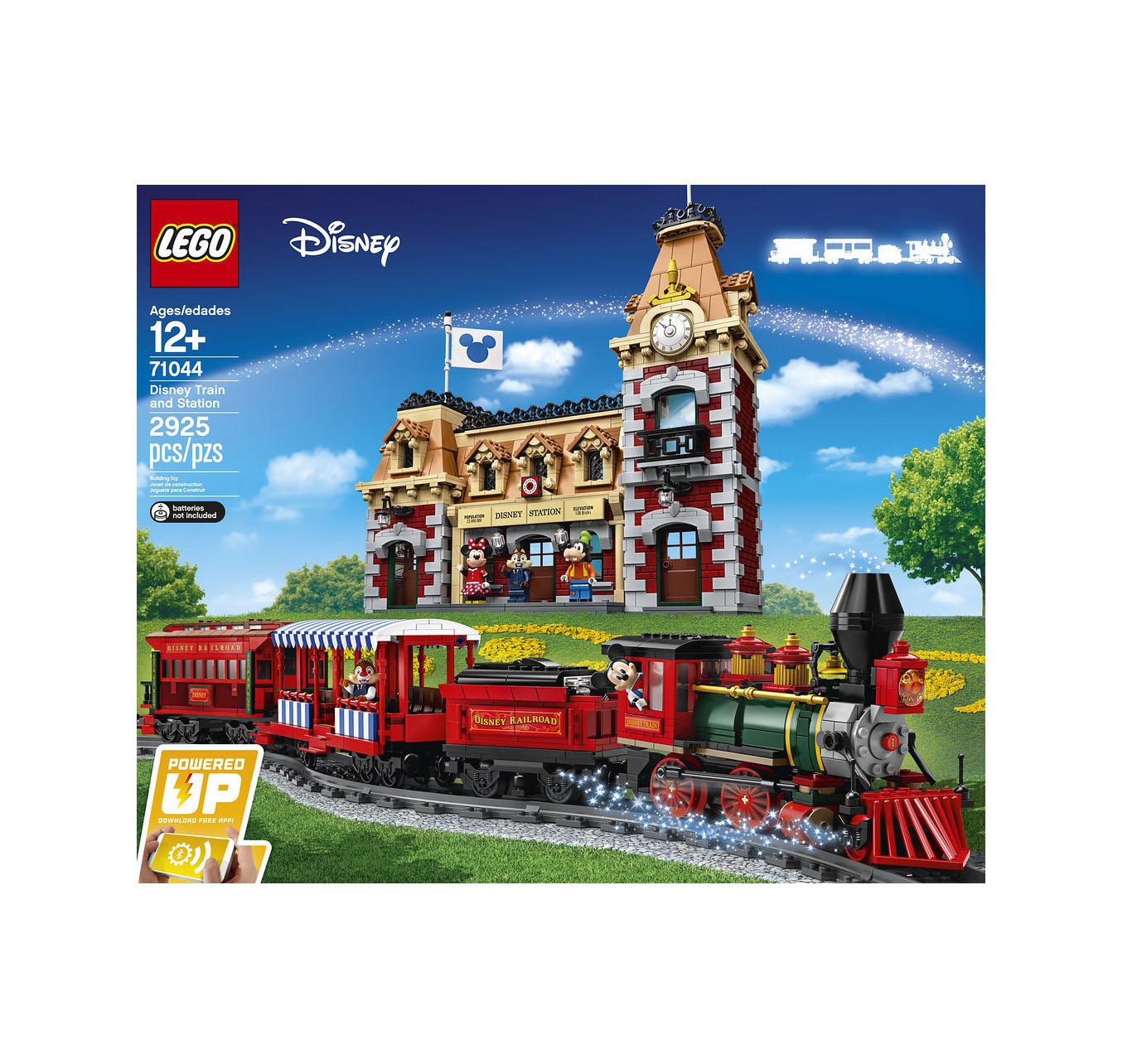 Lego Disney: Train And Station 71044