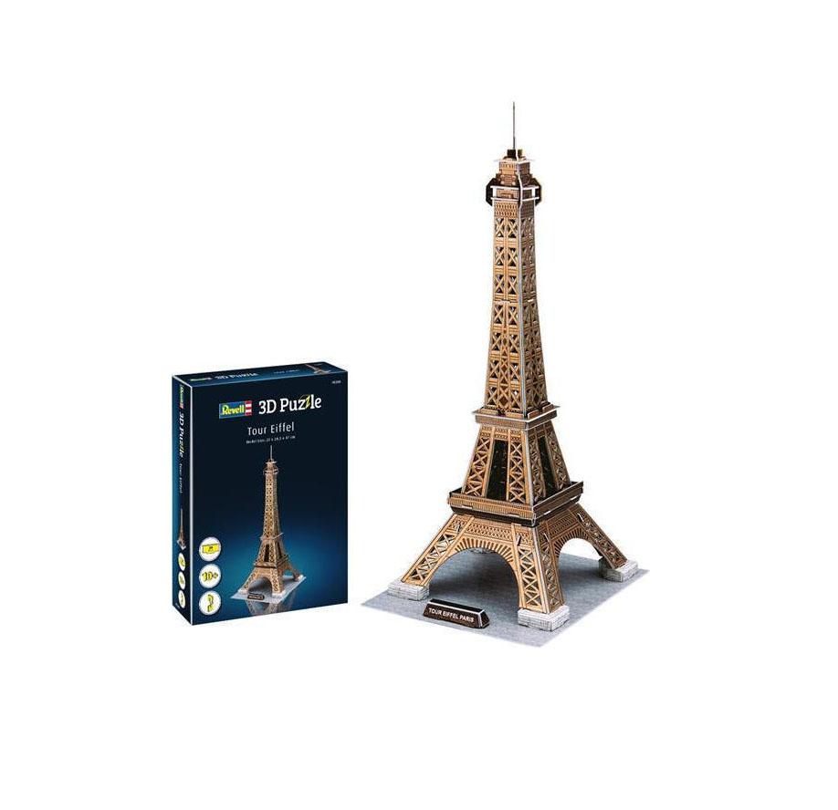 The Eiffel Tower 39pcs Revell 00200