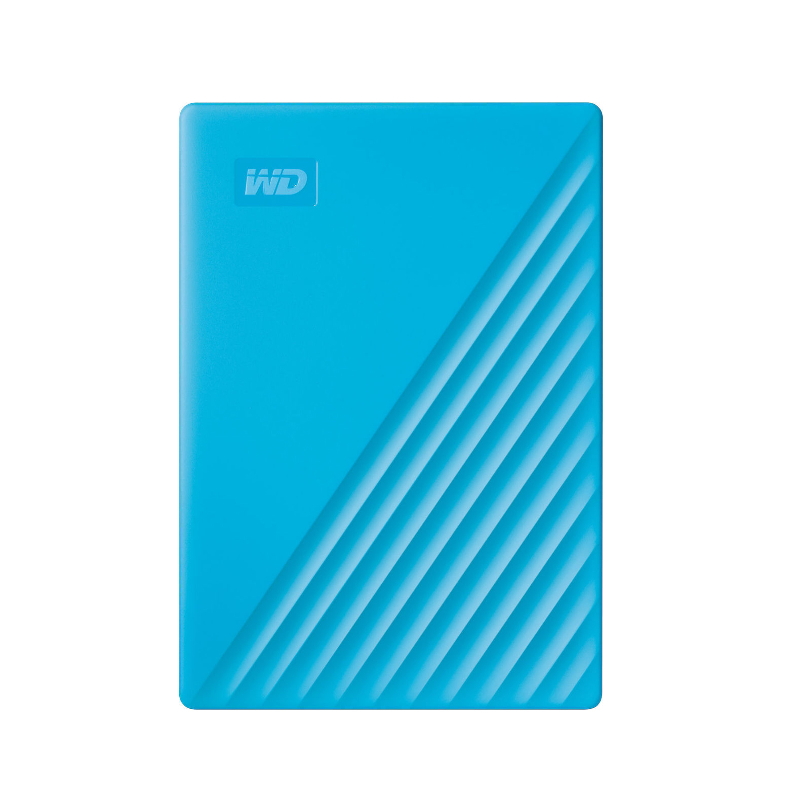 Western Digital My Passport 2TB 2019 WDBYVG0020BBL-WESN Εξωτερικός Σκληρός Δίσκος* USB 3.0 Sky