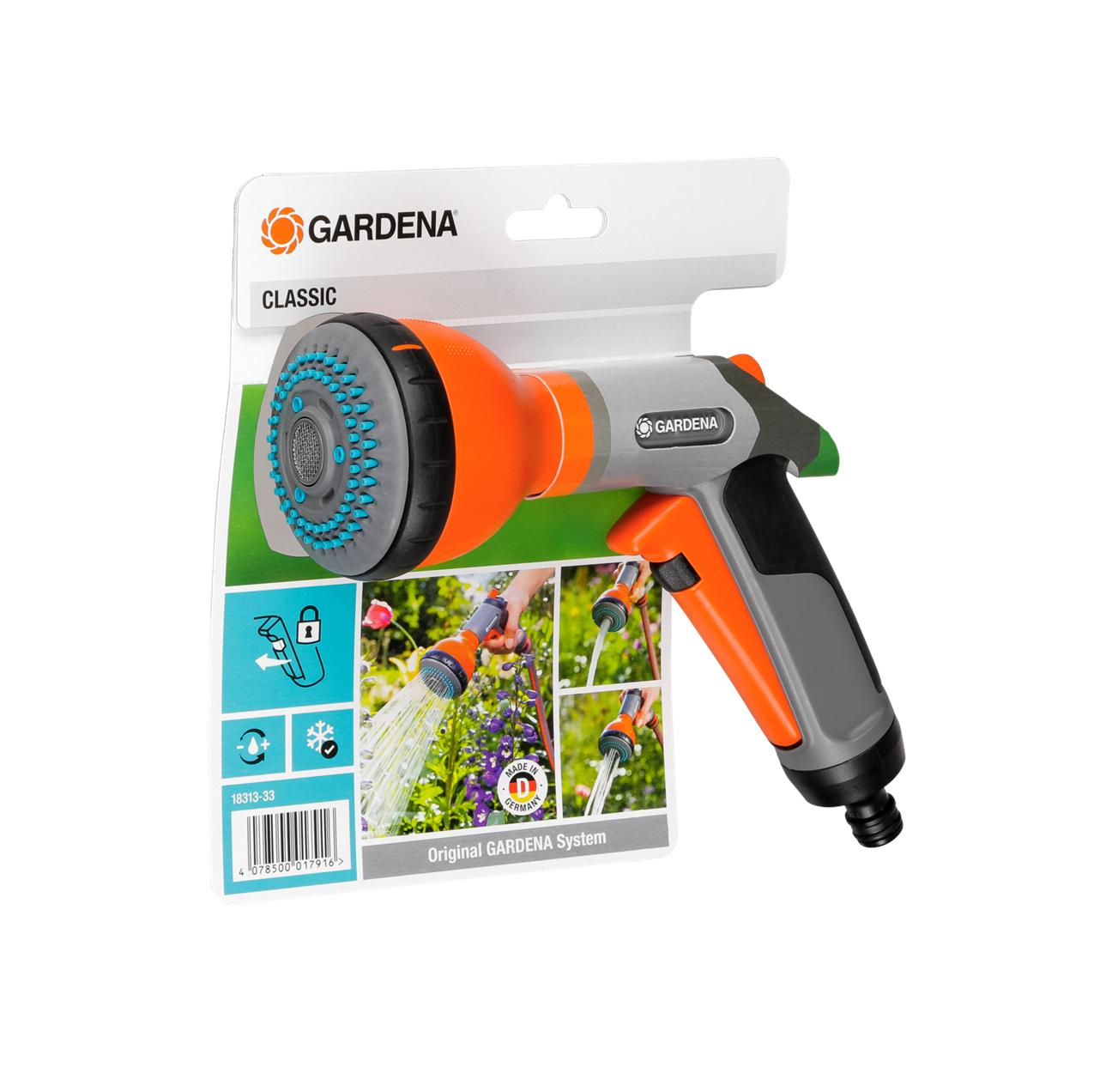 Gardena Classic Multi Sprayer 18313-33 Εκτοξευτήρας Νερού