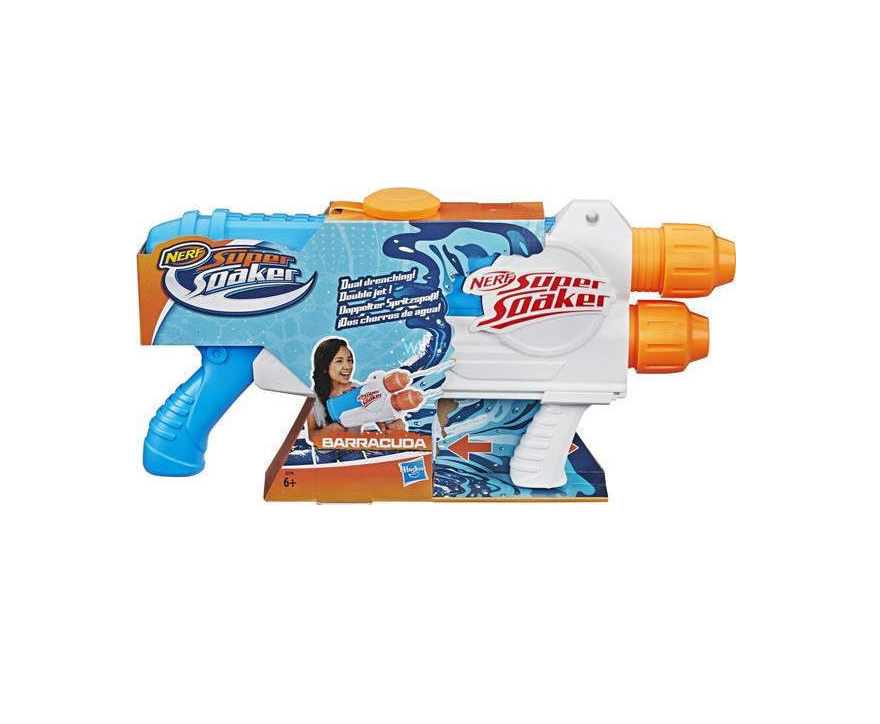 Hasbro Super Soaker Barracuda 76507431