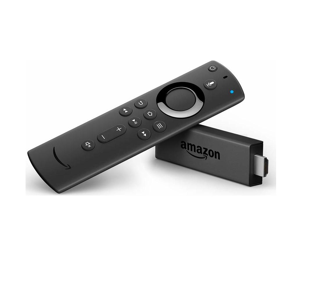 Amazon Fire TV Stick 2019 incl. Alexa Voice RC B07PVCVBN7