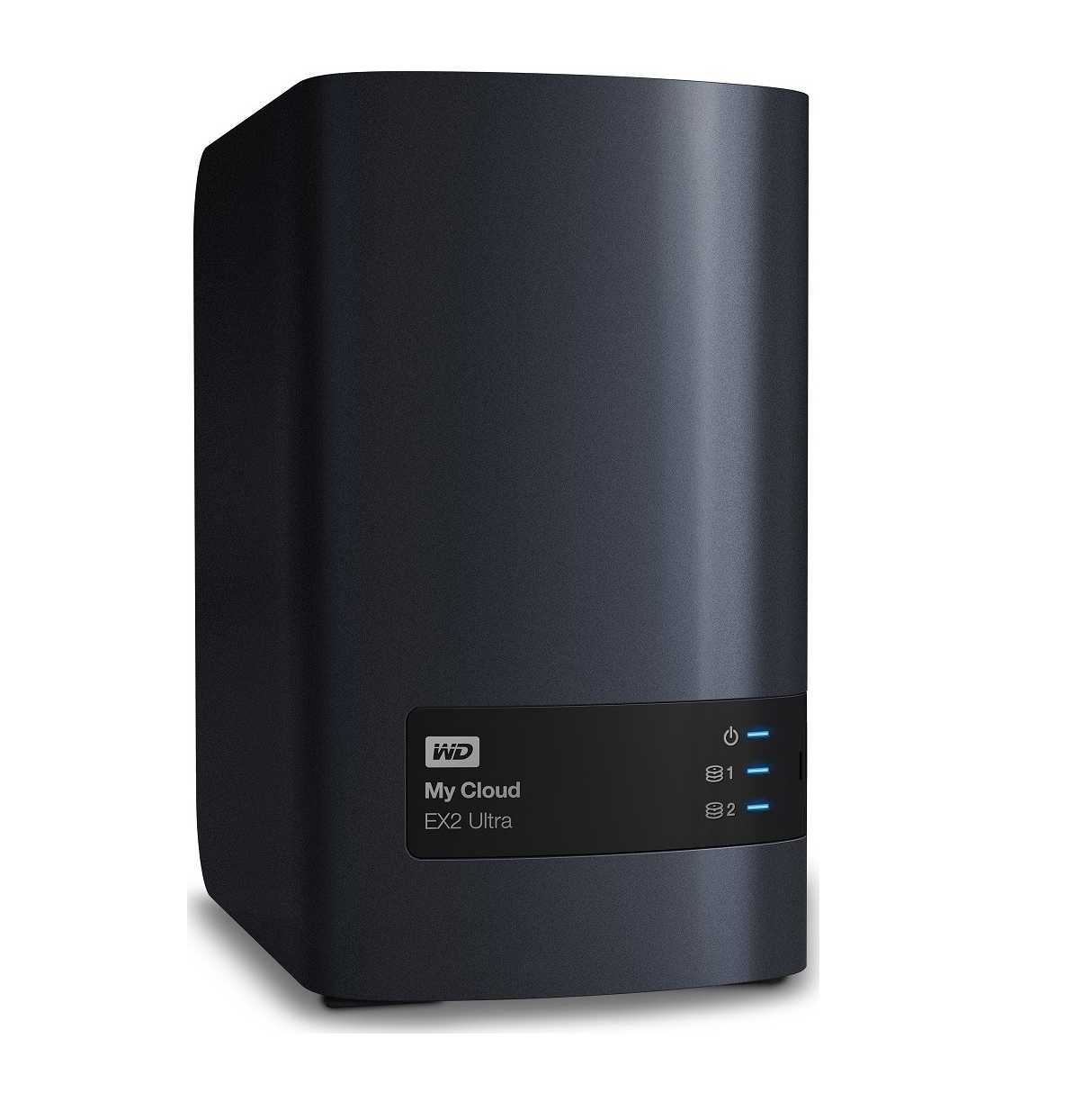 Western Digital My Cloud EX2 Ultra WDBVBZ0000NCH-EESN File Server / Nas
