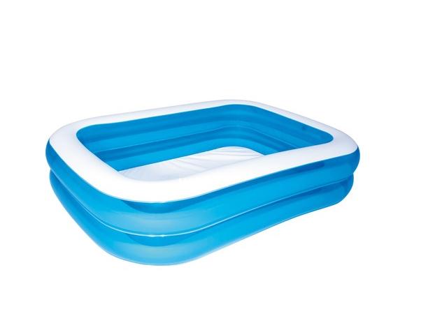 Bestway Family Pool Blue / White 201cm x 150cm x 51cm Πισίνα  54005