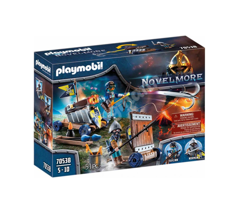 Playmobil Novelmore assault force 70538