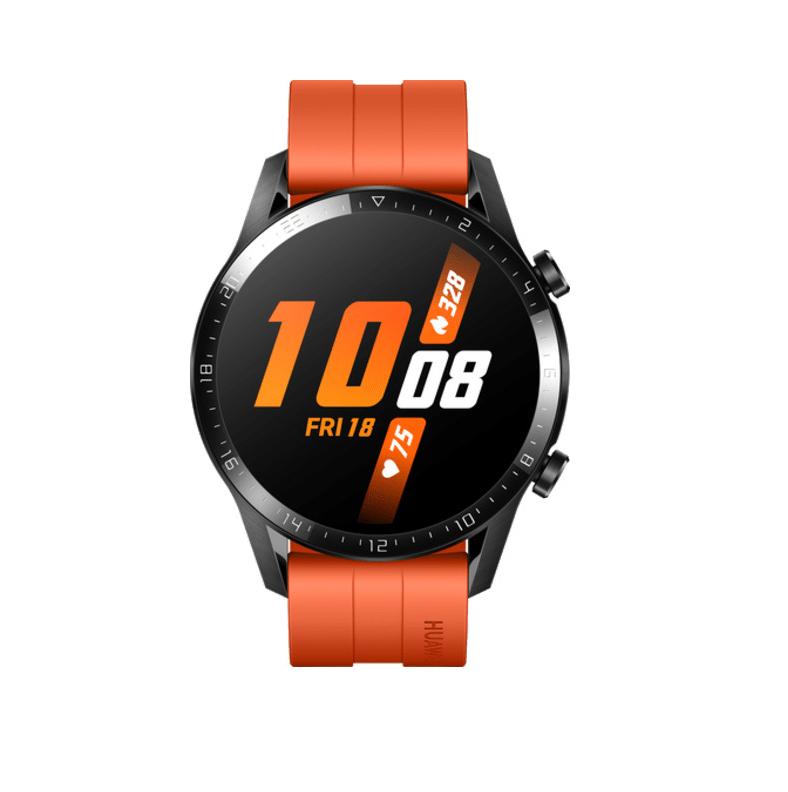 Huawei Watch GT 2 Sport 46mm Orange (55024321) Πληρωμή έως 24 δόσεις