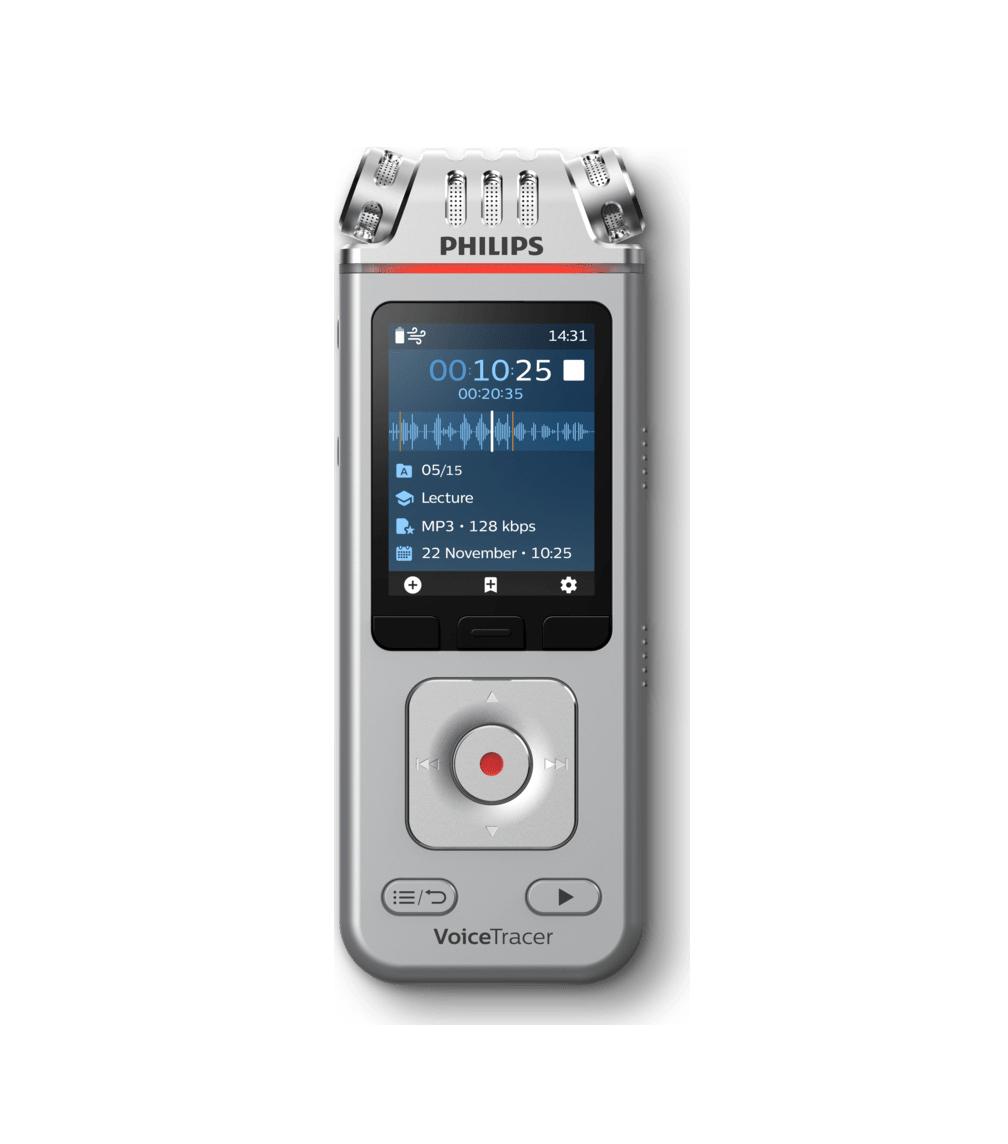 Philips DVT4110 Συσκευή Υπαγόρευσης