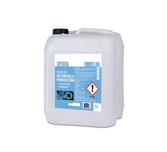 Septotal Απολυμαντικό - Αντισηπτικό Επιφανείας 5L