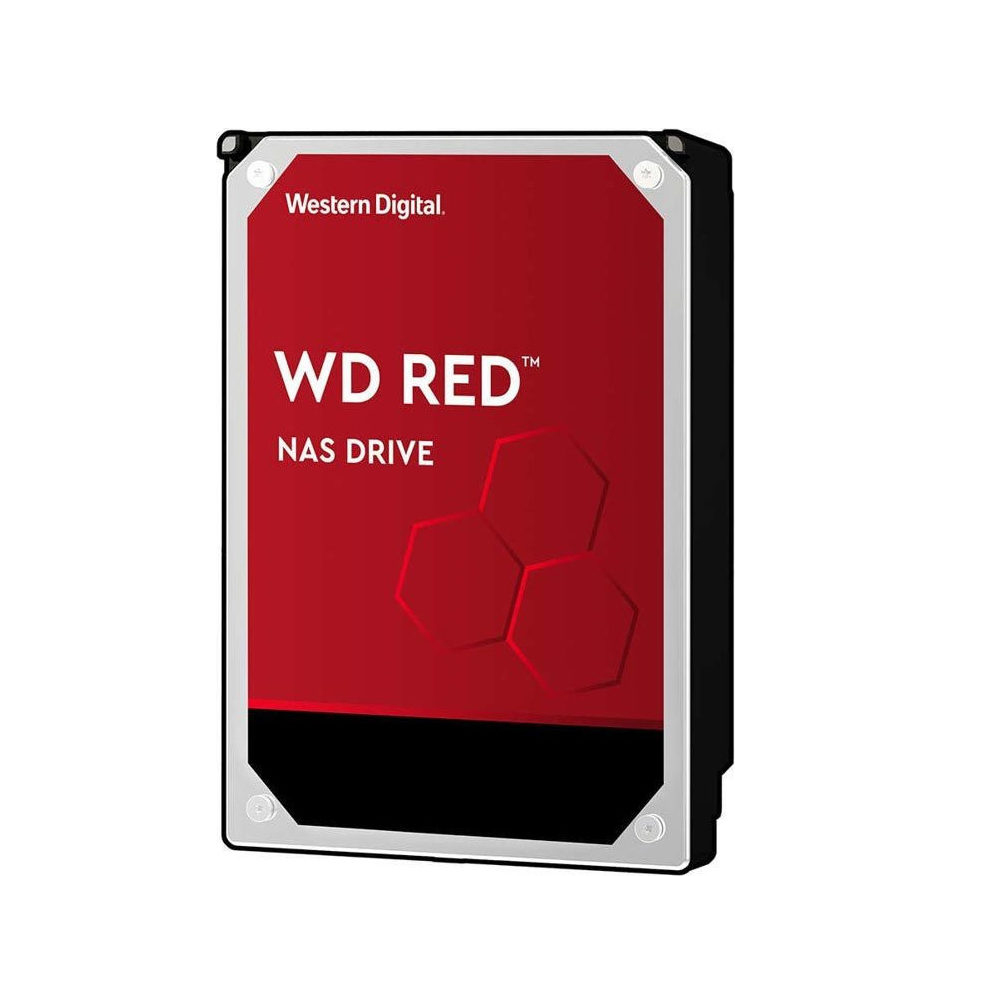 Western Digital Red NAS 4TB WD40EFAX Σκληρός Δίσκος 3.5'' Sata 3