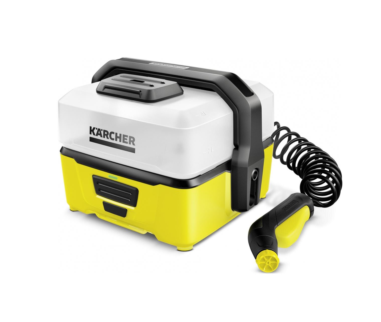 Karcher Mobile Outdoor Cleaner OC 3 1.680-000.0 Πλυστικό Μηχάνημα