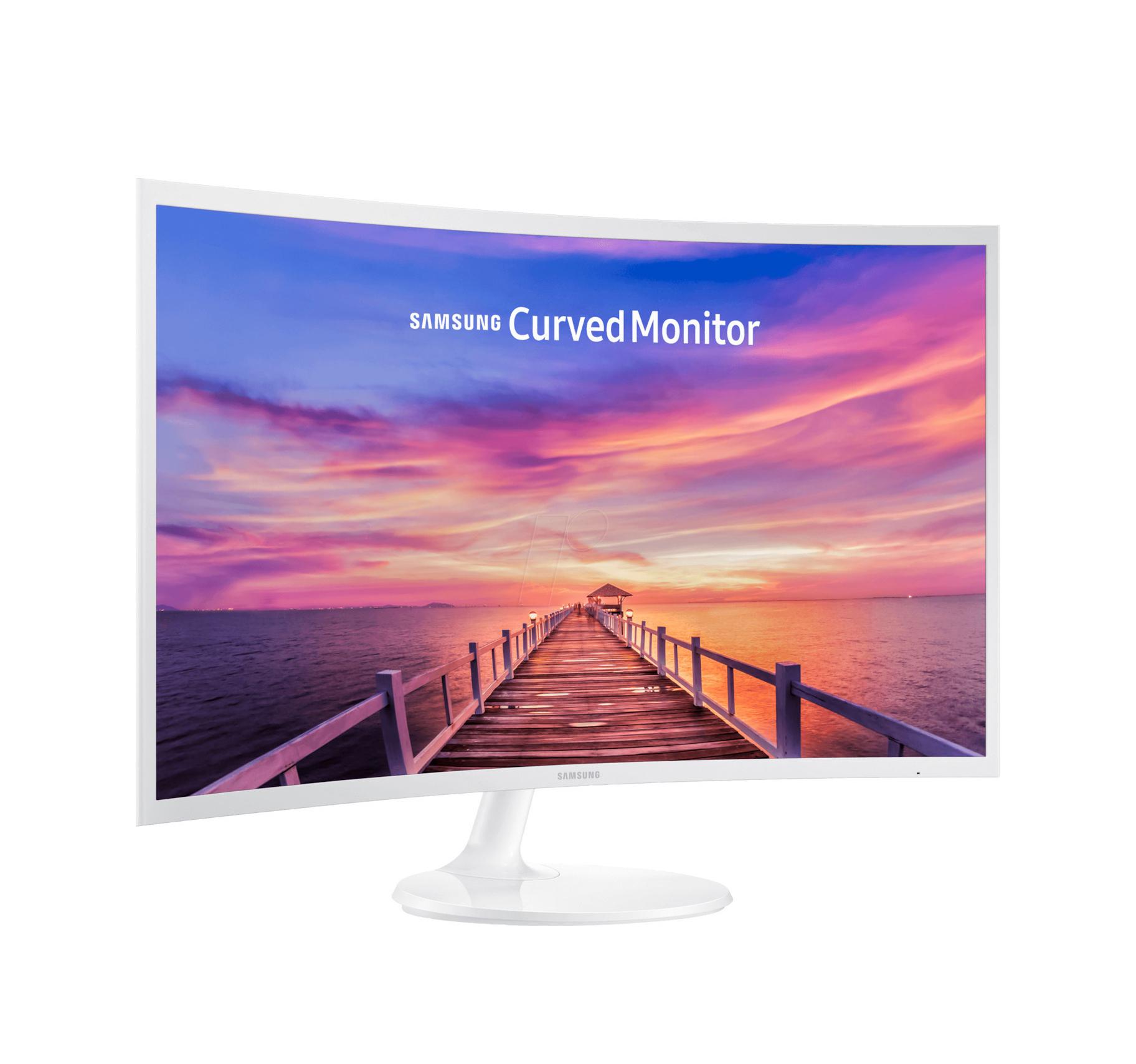 Samsung C32F391FWU 32'' Οθόνη Πληρωμή έως 24 δόσεις