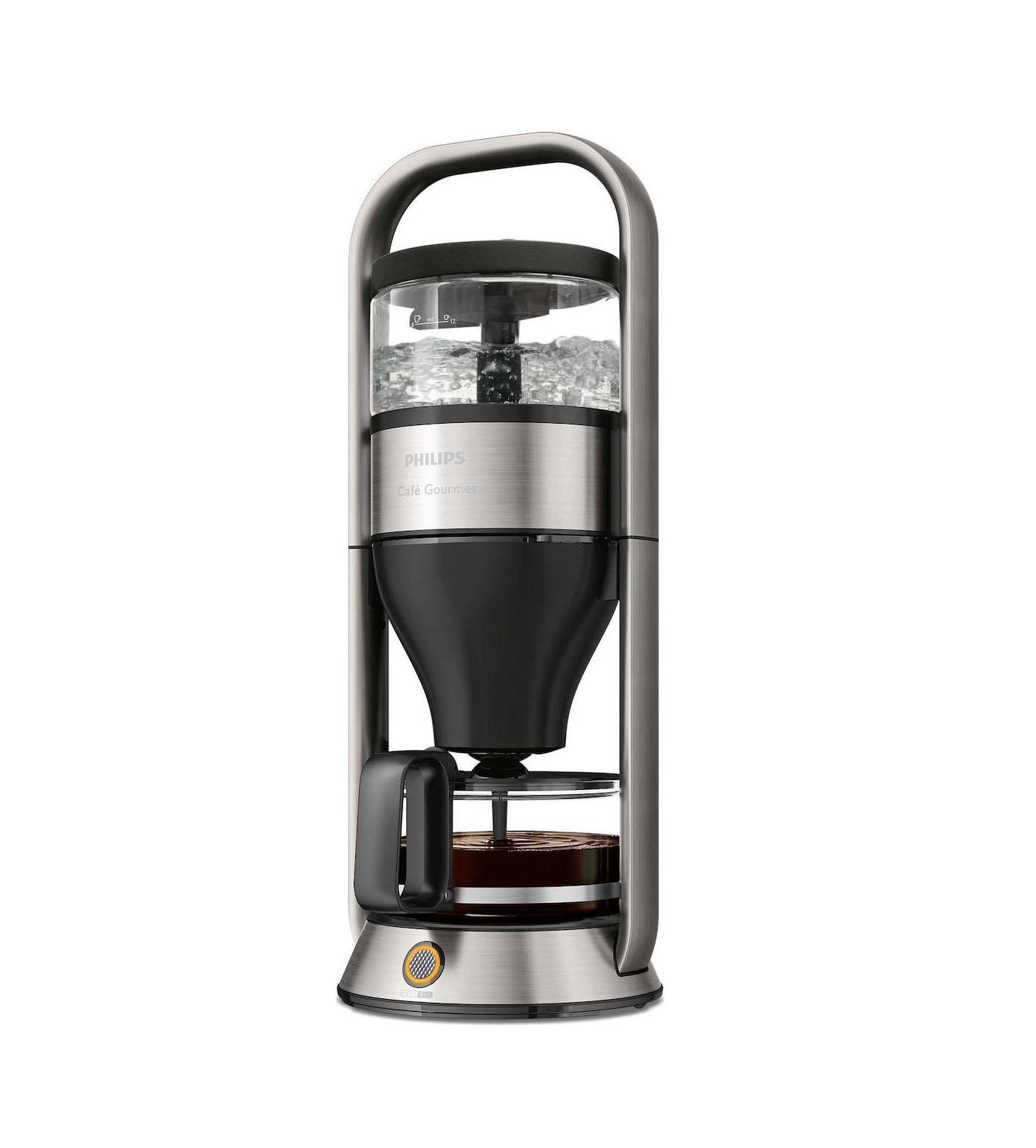 Philips HD 5413/00 Silver Καφετιέρα Φίλτρου Πληρωμή έως 24 δόσεις
