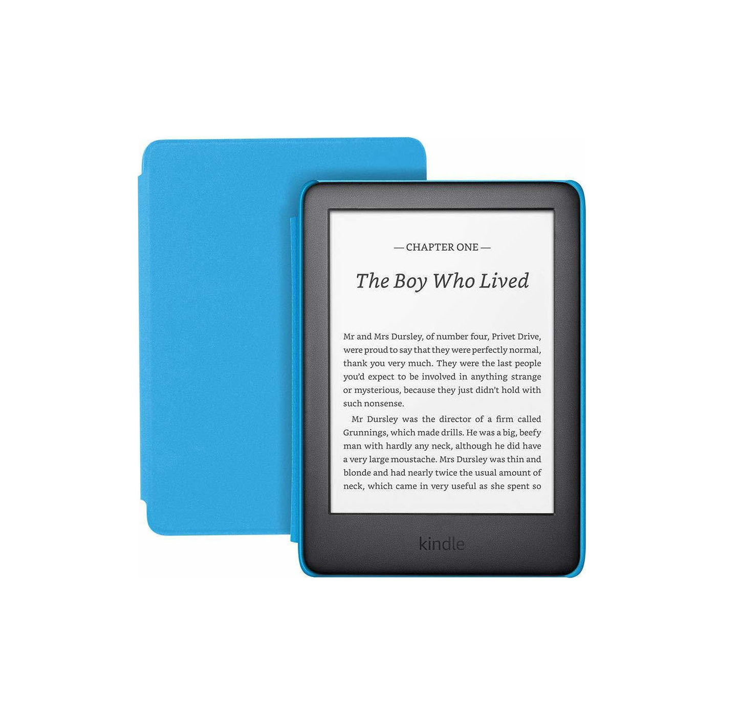 "Amazon Kindle 6"" Kids Edition 2019 0Q10788 Ebook Reader Blue"
