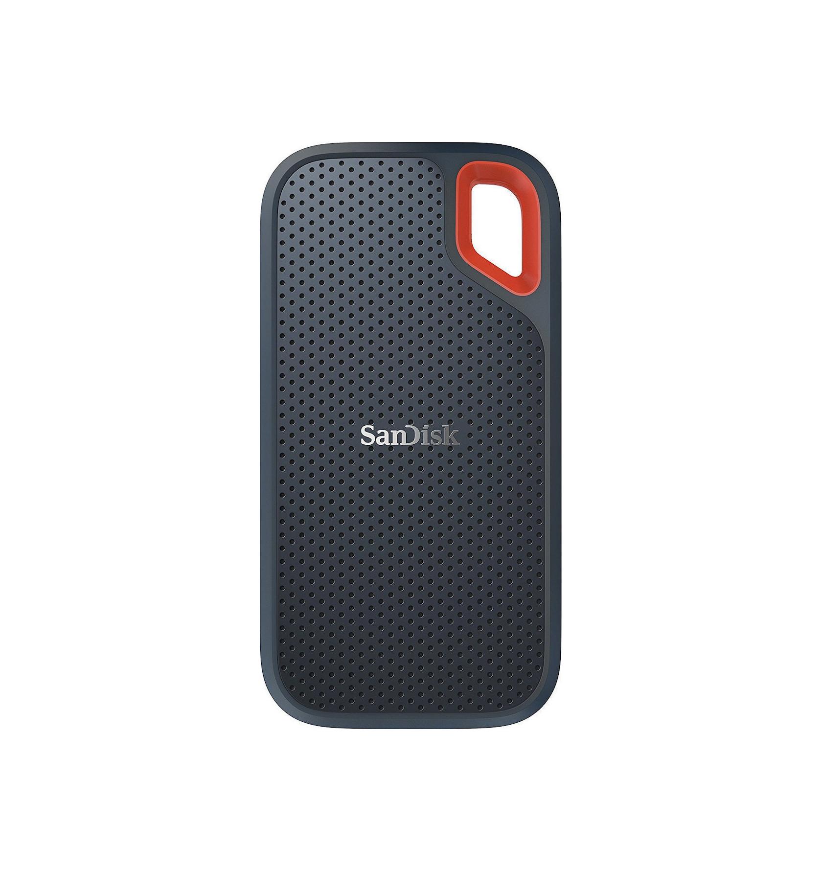 Sandisk Extreme Portable SSD 500GB SDSSDE60-500G-G25 Σκληρός Δίσκος