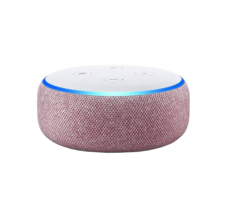 Amazon Echo Dot 3rd Generation Bluetooth Ηχείο Plum