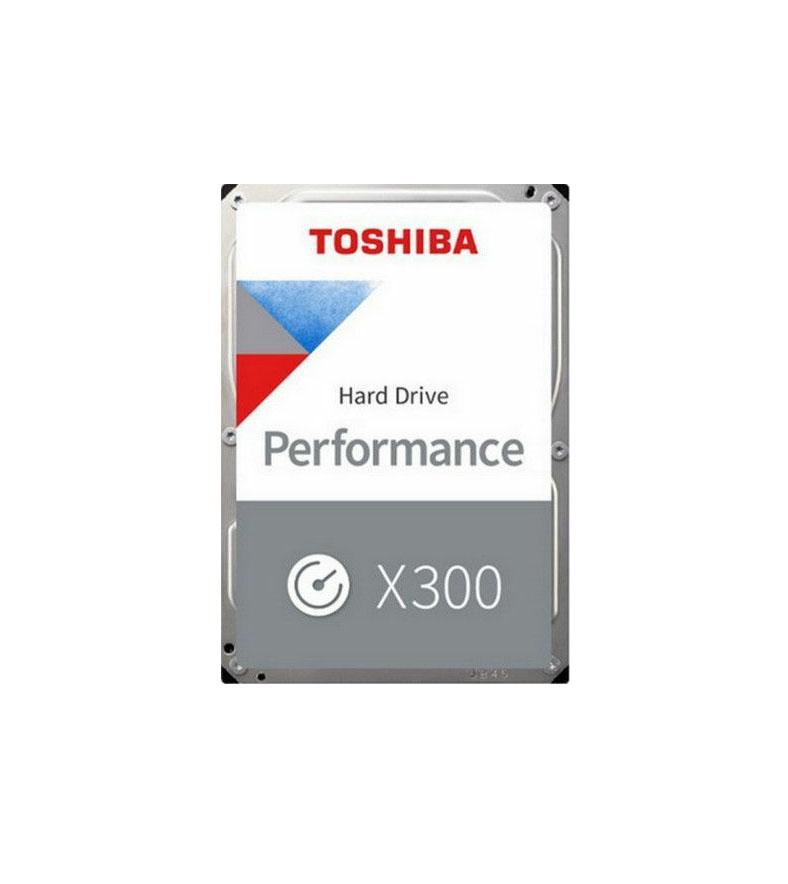 Toshiba X300 Performance 8TB HDWR180UZSVA Σκληρός Δίσκος 3.5'' Sata 3