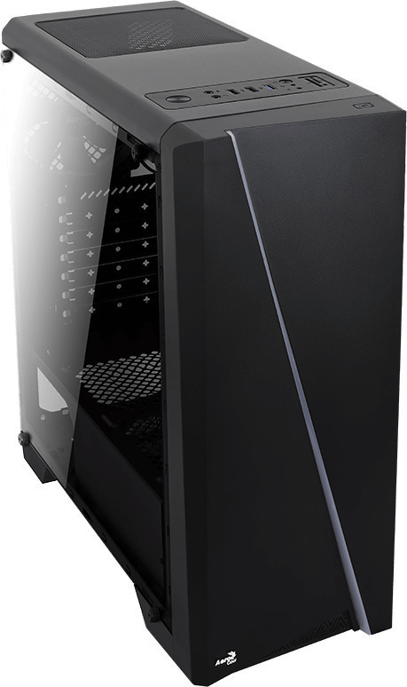 Aerocool Cylon Black Midi Tower ACCM-PV10012.11