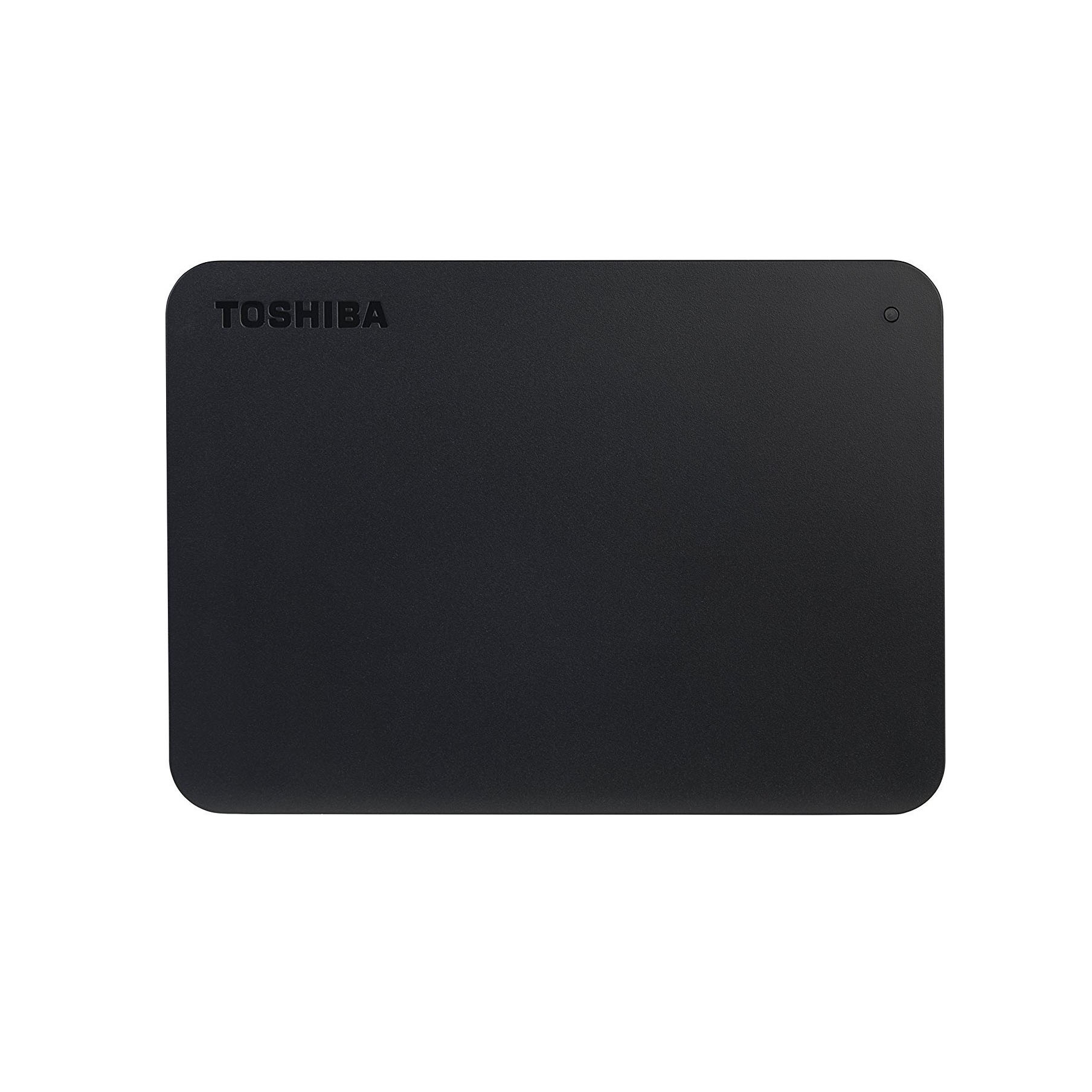 Toshiba Canvio Basics 2018 2TB Εξωτερικός Σκληρός Δίσκος 2.5'' USB 3.0 HDTB420EK3AA  Black