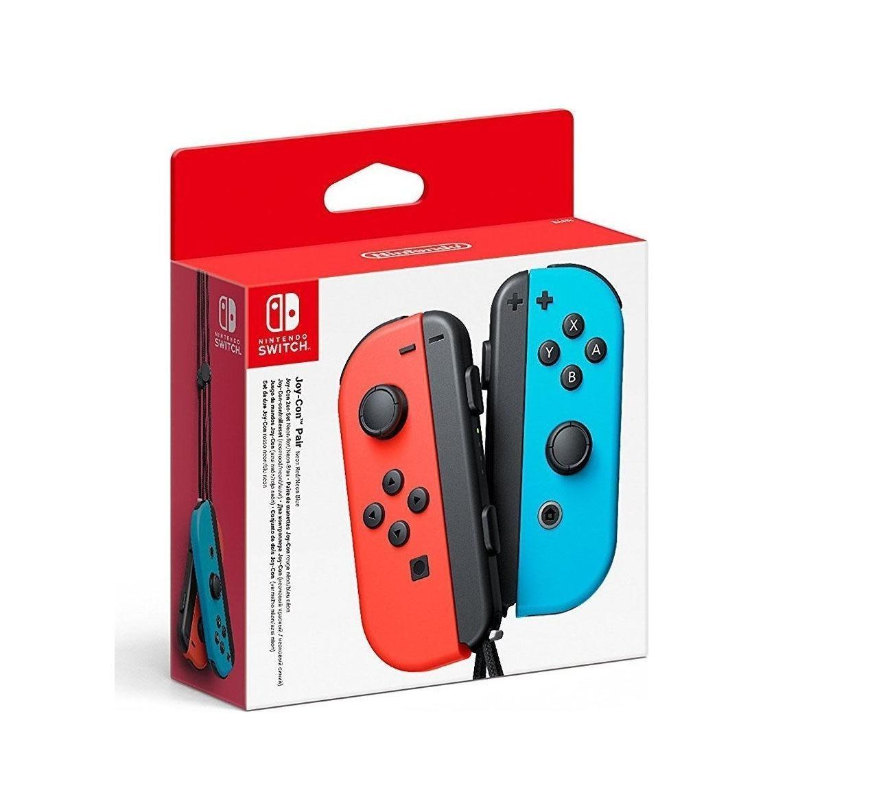 Nintendo Joy-Con Set Neon Red/Blue 2510166