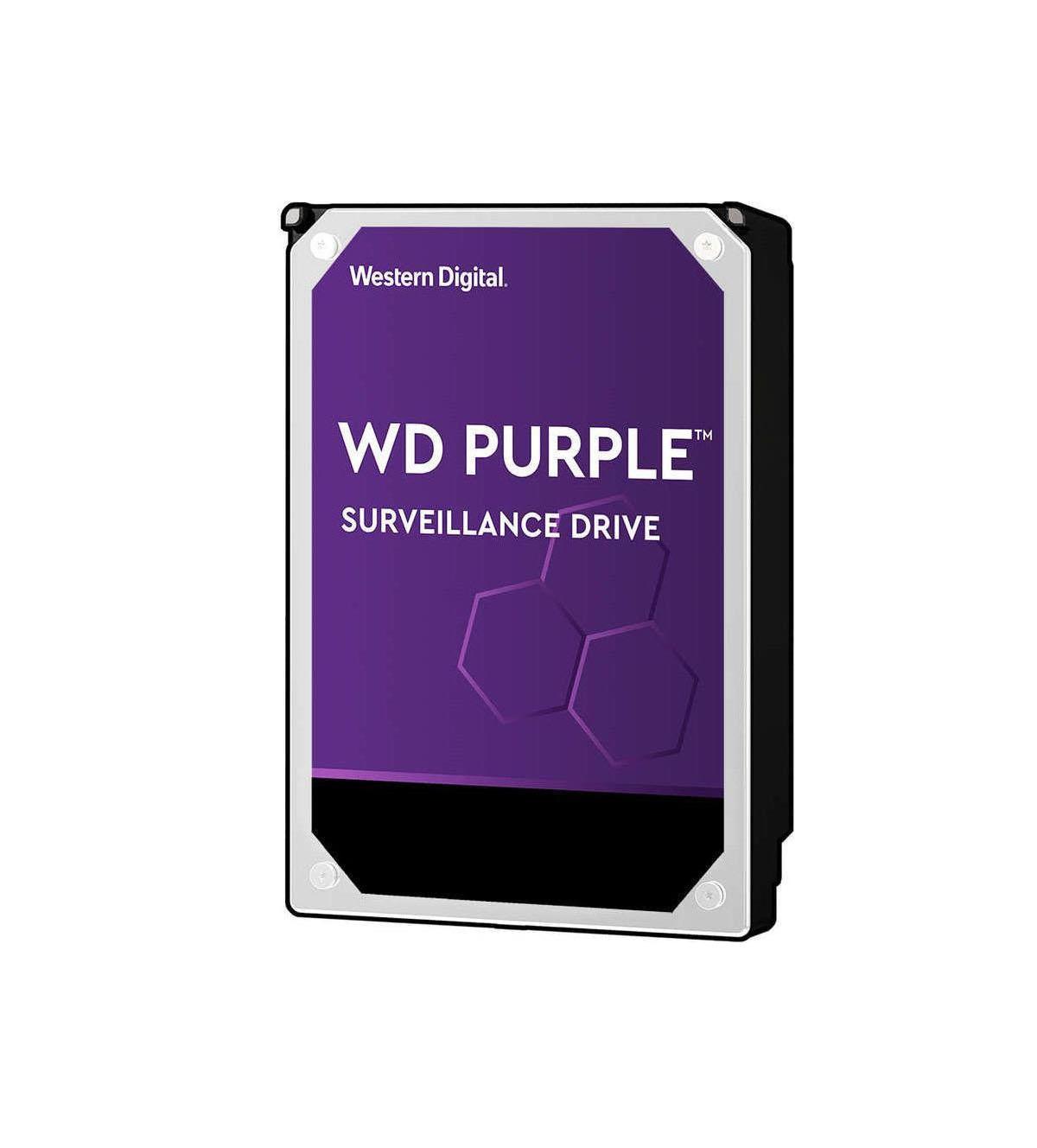 Western Digital Purple 8TB WD82PURZ Σκληρός Δίσκος* 3.5'' Sata 3