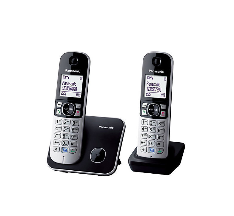 Panasonic  KX-TG6812GB  Ασύρματο Τηλέφωνο