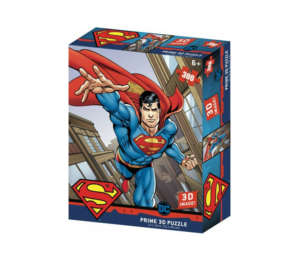 Superman 300pcs Puzzle 33003