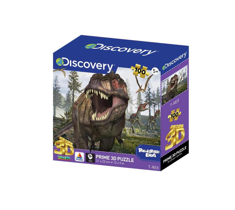 Discovery - Tyrannosaurus Rex Puzzle 13574