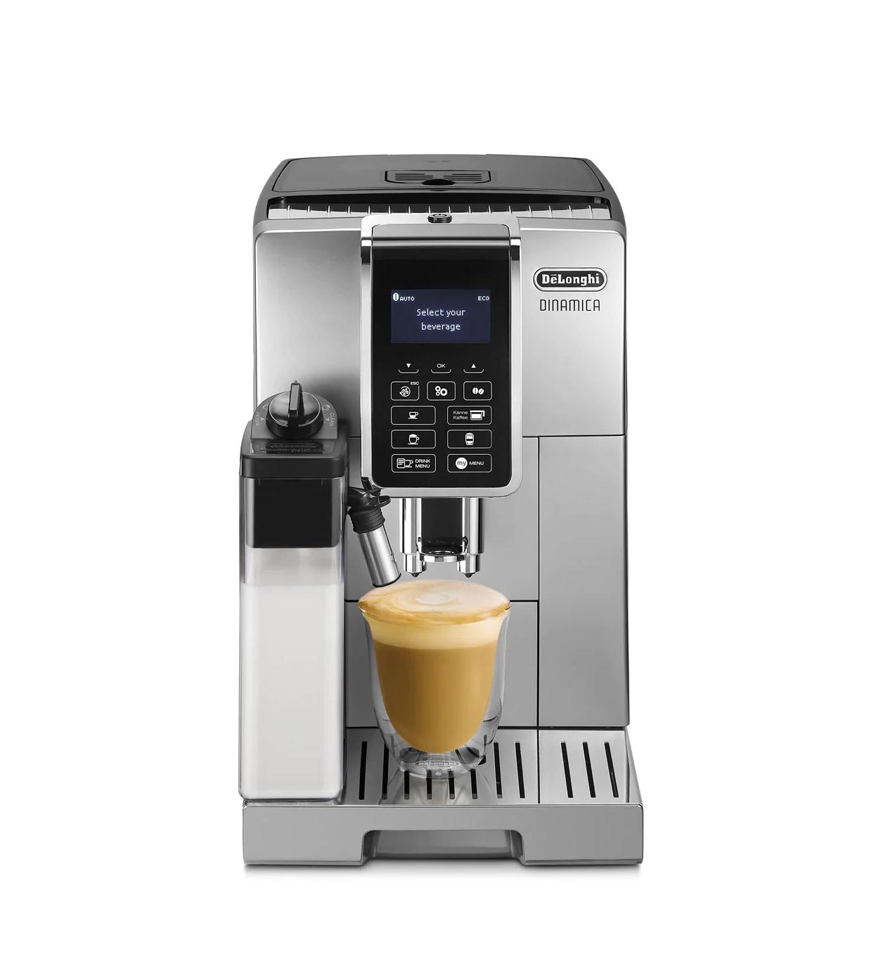 Delonghi Dinamica ECAM 350.55.SB Μηχανή Espresso Πληρωμή έως 24 δόσεις
