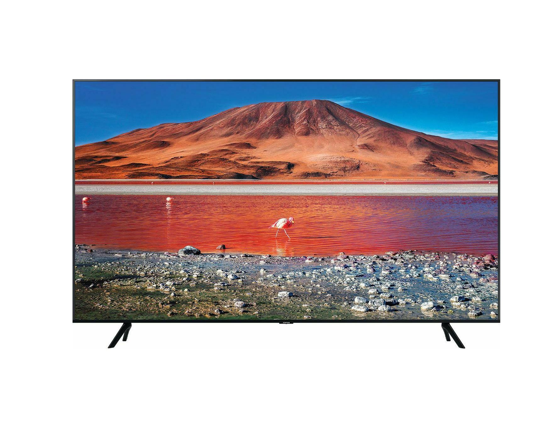 "Samsung UE55TU7172 Smart 4K UHD 55"" Τηλεόραση Πληρωμή έως 24 δόσεις"