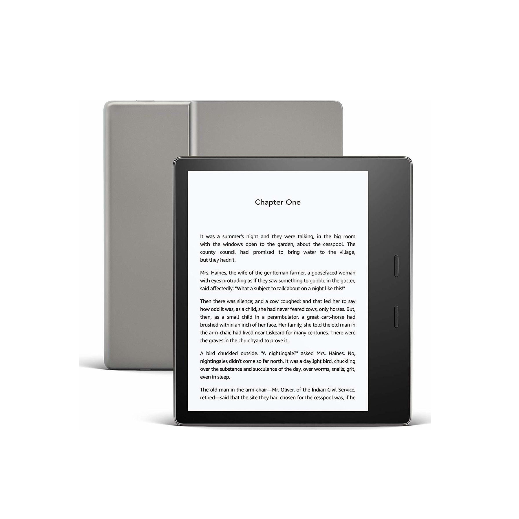 Amazon Kindle Oasis 8GB Ebook Reader Graphite