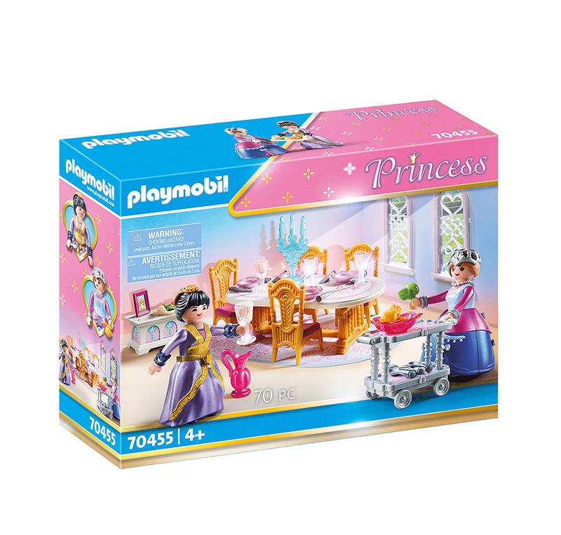 Playmobil Princess: Dining Room 70455