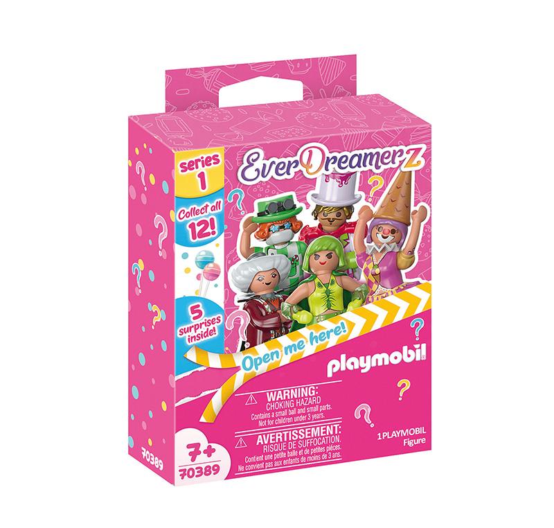 Playmobil EverDreamerz: Surprise Box Candy World 70389