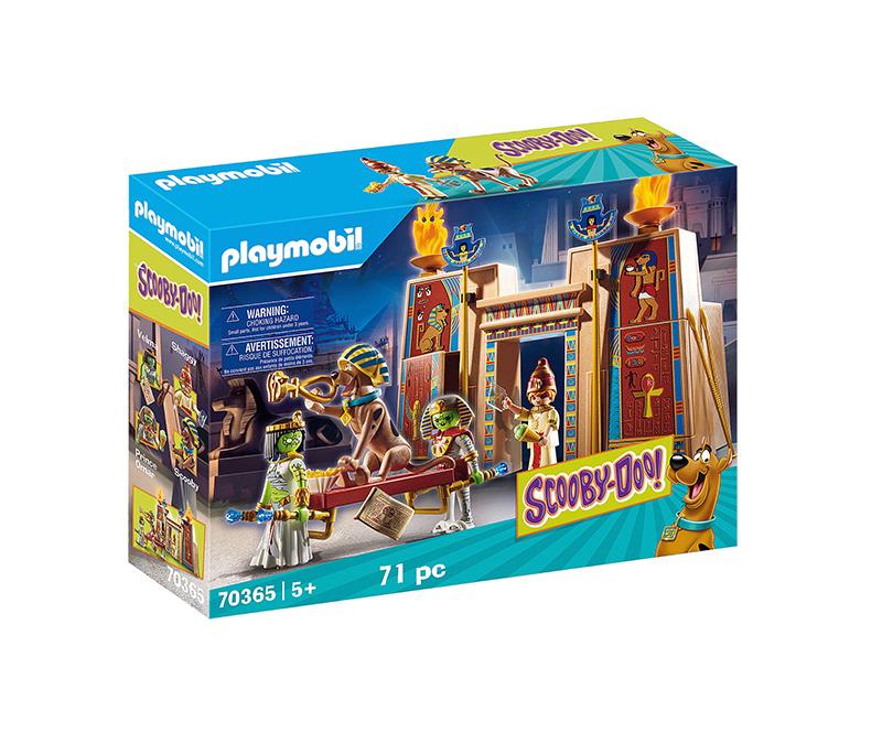 Playmobil Scooby-Doo: Adventure in Egypt 70365