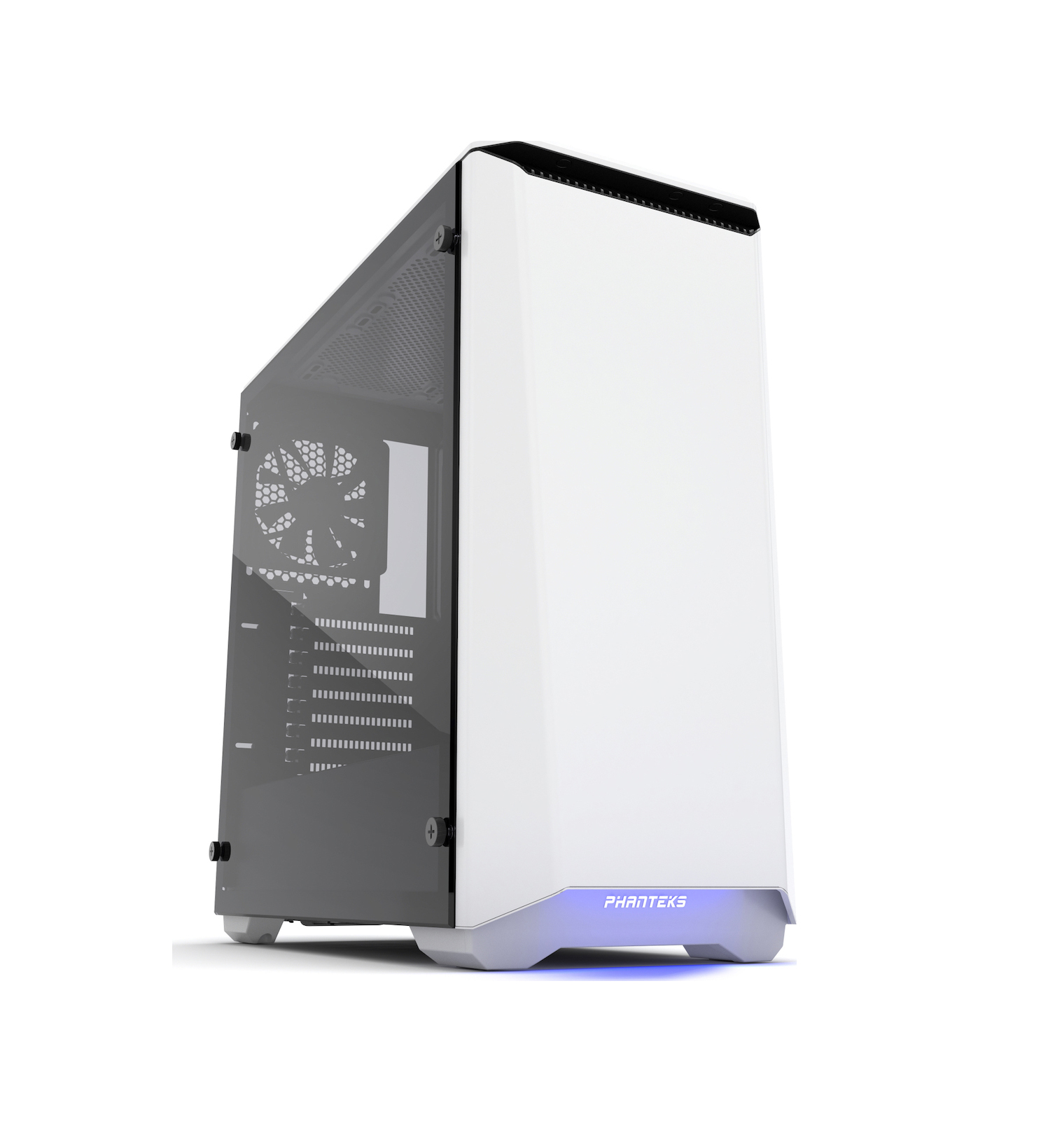 Phanteks Eclipse P400S Tempered Glass White Midi Tower PH-EC416PSTG_WT