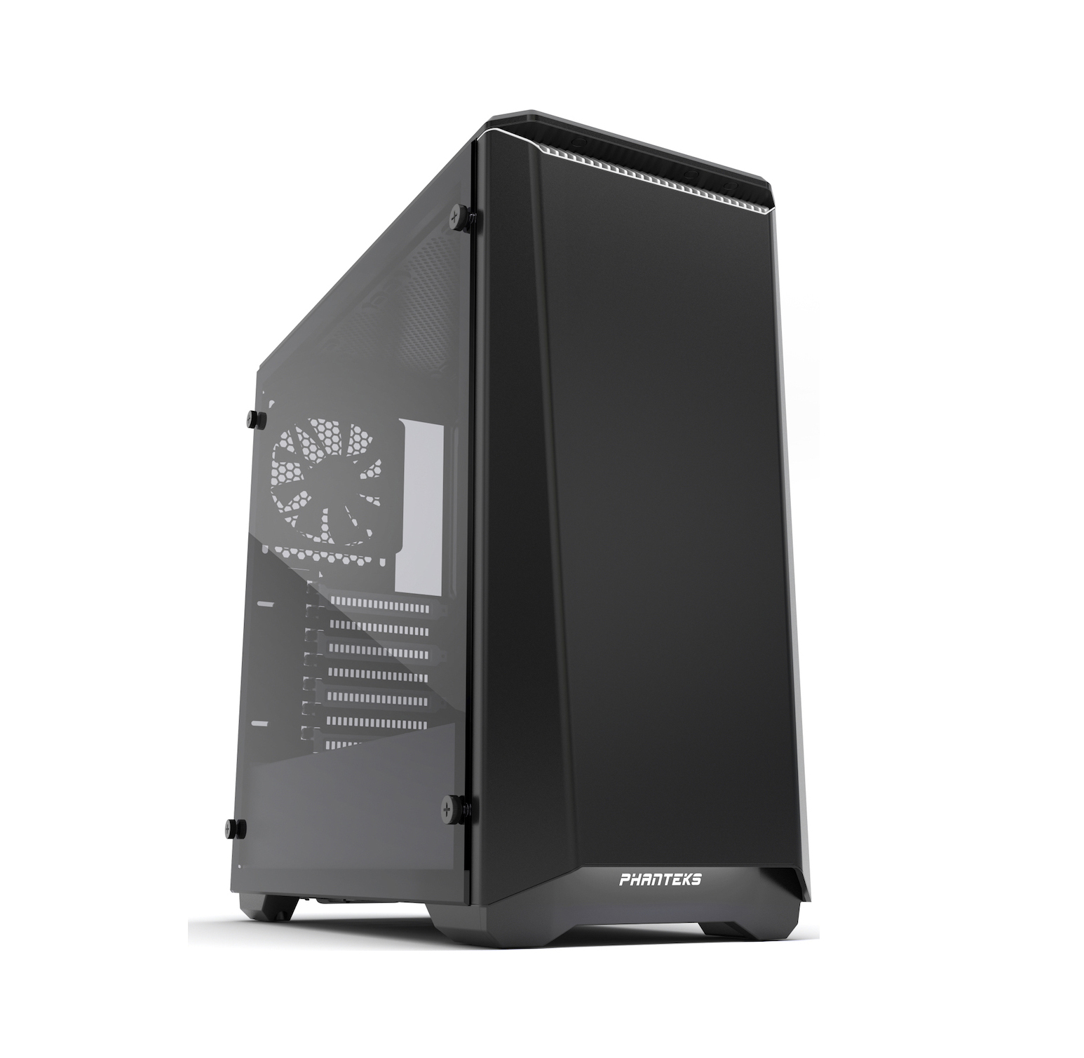 Phanteks Eclipse P400S Tempered Glass Special Edition White Midi Tower PH-EC416PSTG_BW