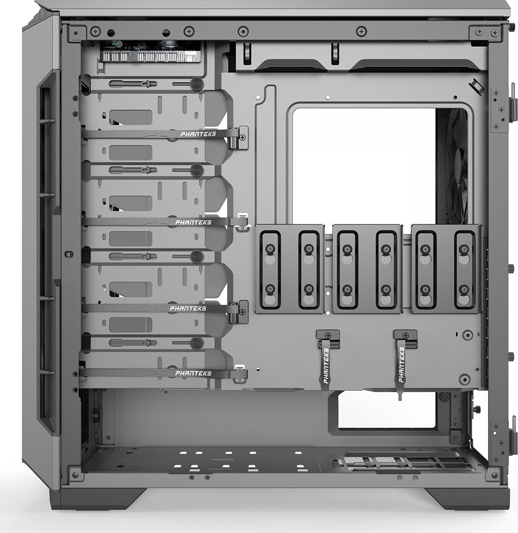 Phanteks Eclipse P600S Grey Midi Tower PH-EC600PSTG_AG01