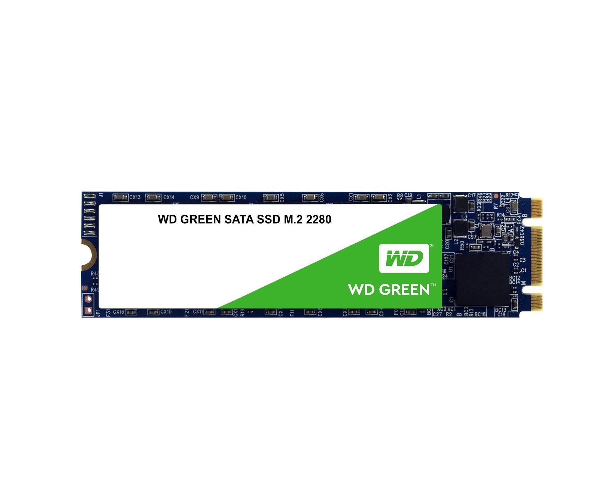 Western Digital WD Green 480GB M.2 Σκληρός Δίσκος* SSD WDS480G2G0B