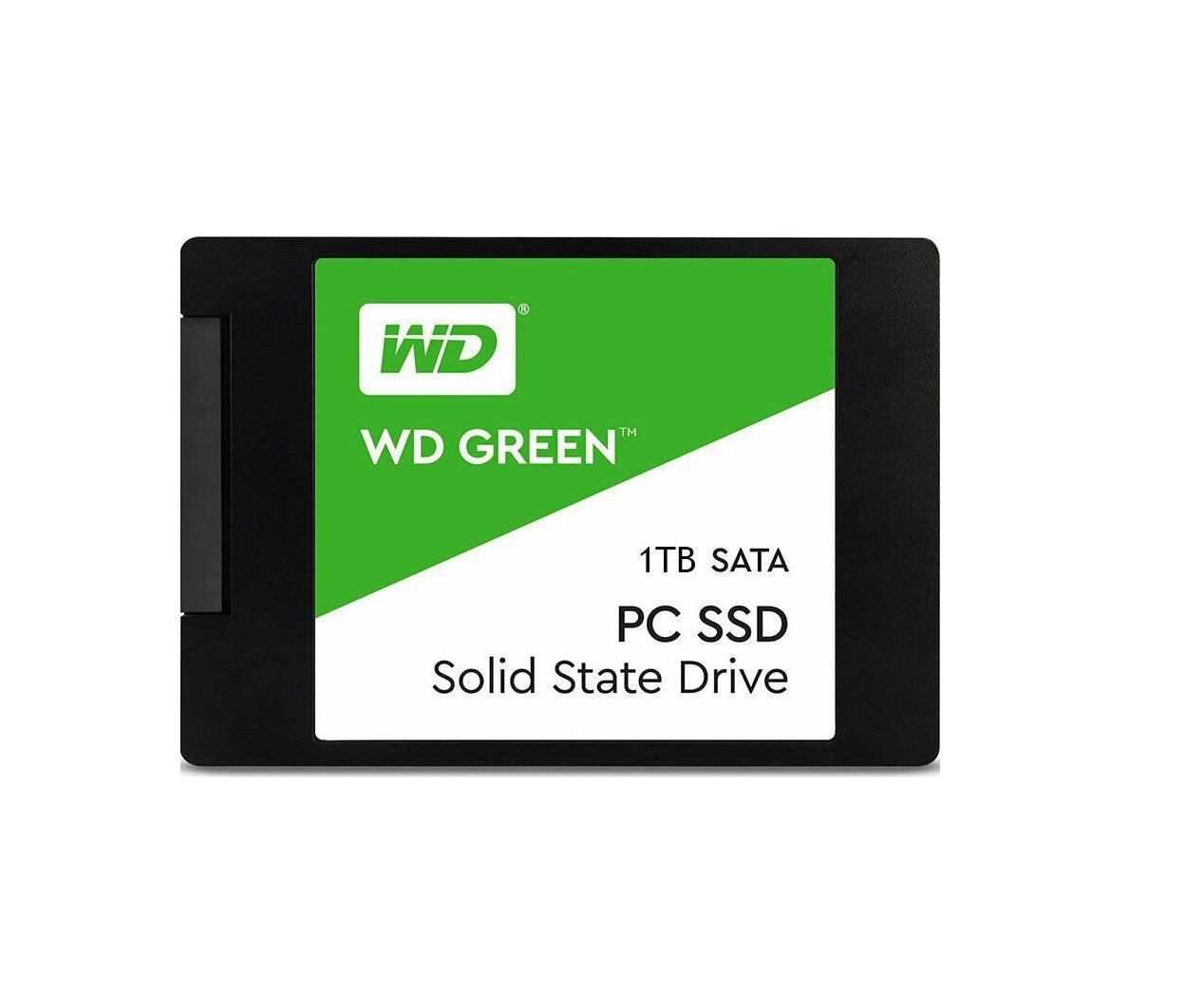 Western Digital Green 1TB WDS100T2G0A Σκληρός Δίσκος 2.5'' Sata 3