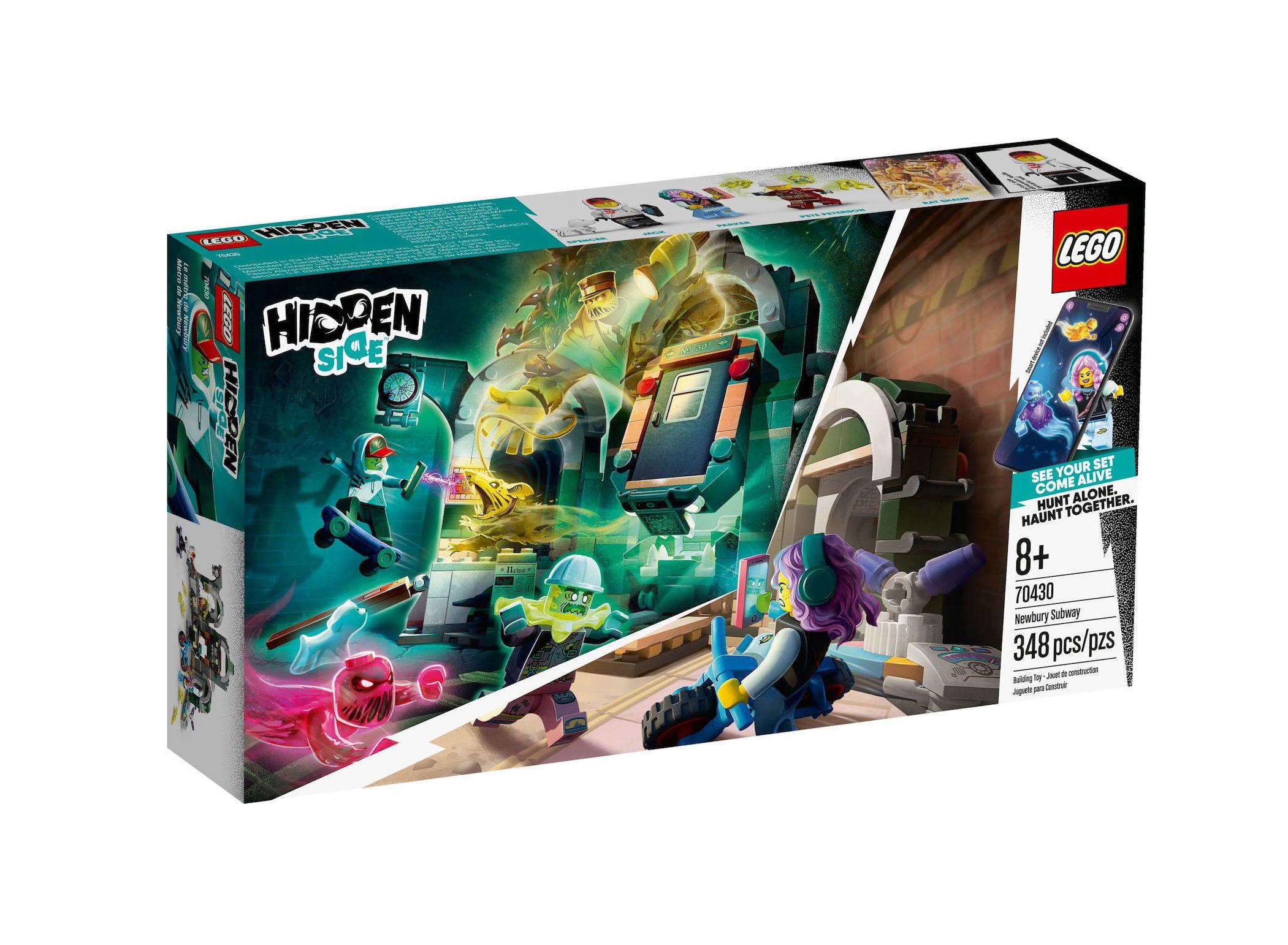 Lego Hidden Side: Newbury Subway 70430