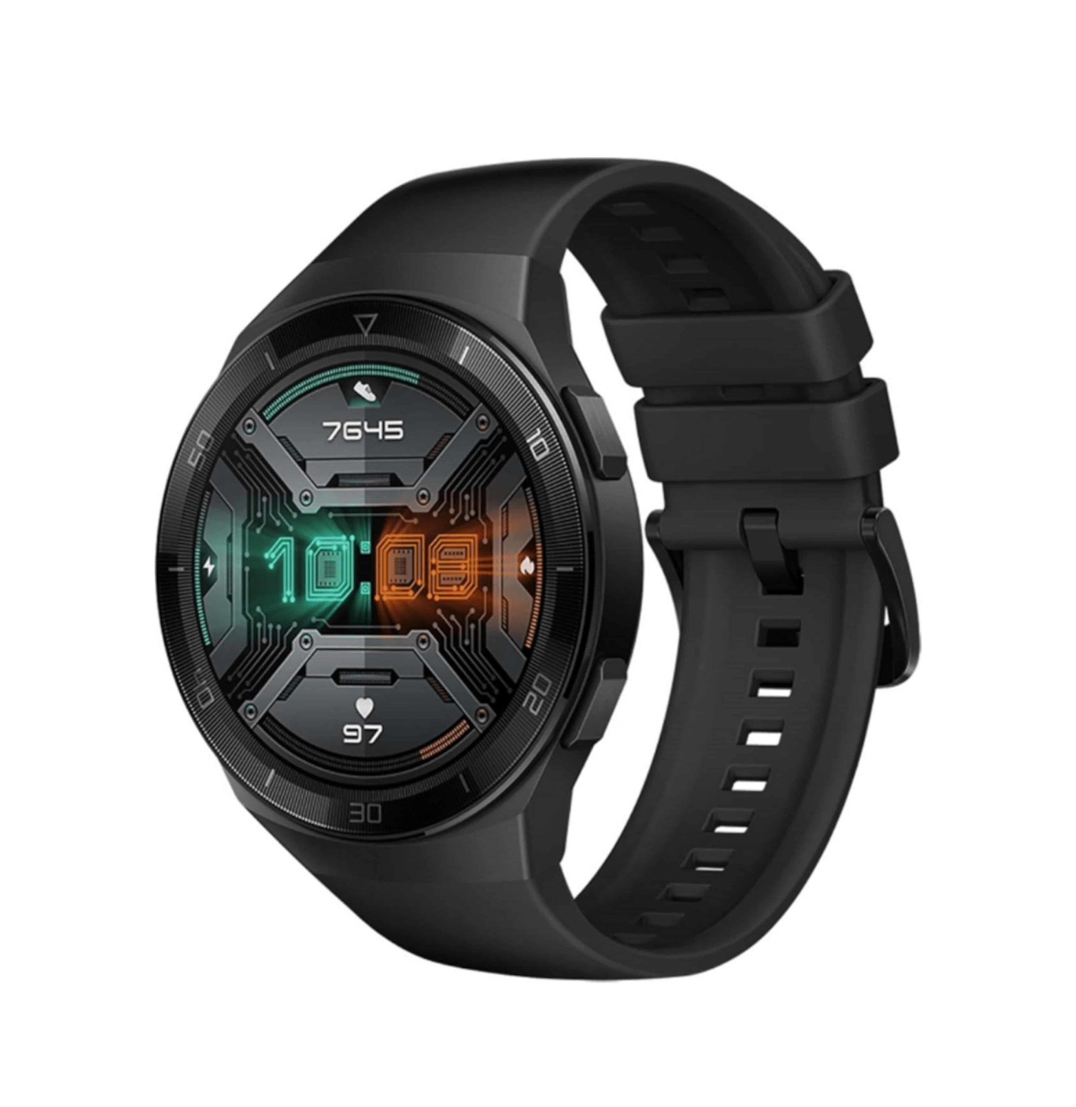 Huawei Watch GT 2e 46mm Graphite Black  55025278 Πληρωμή έως 24 δόσεις*