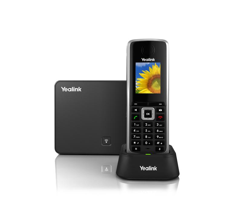 Yealink W52P Τηλεφωνική Συσκευή IP