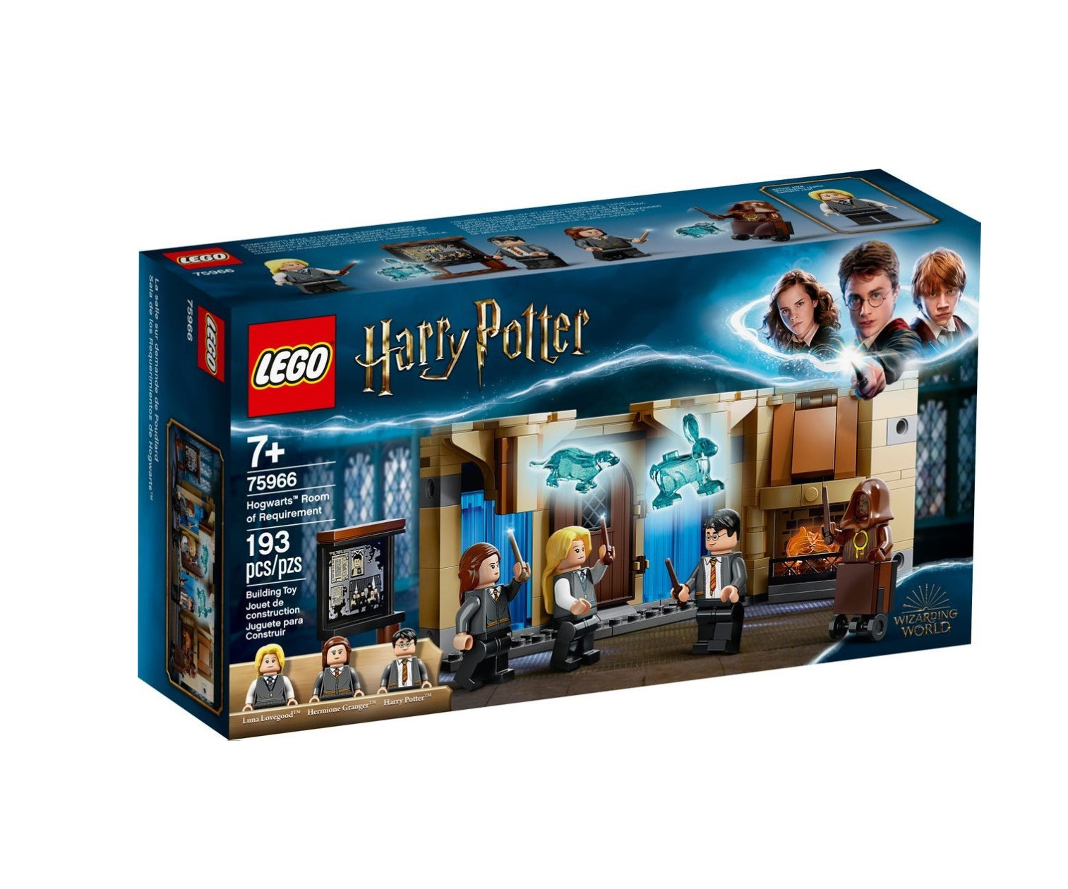 Lego Harry Potter: Room of Requirement 75966